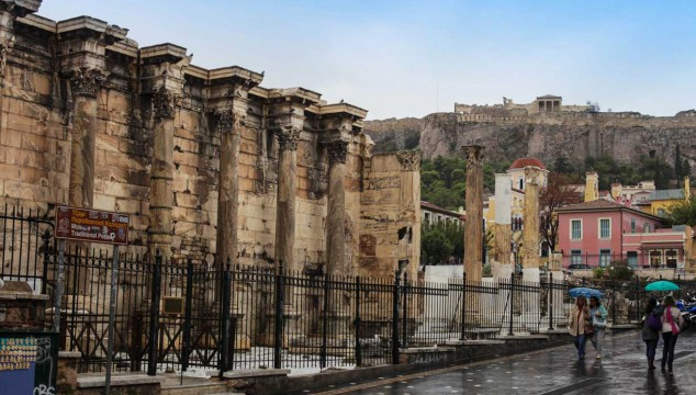 Discovering Athens; my tour with a local