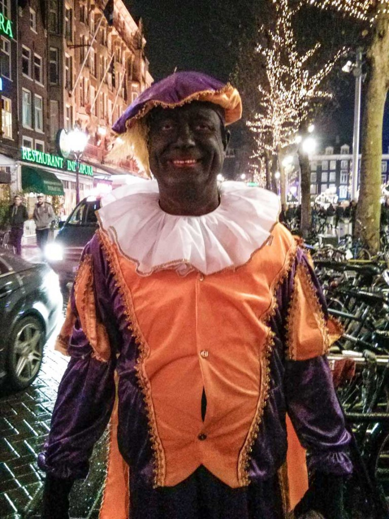 Zwarte Piete in Amsterdam