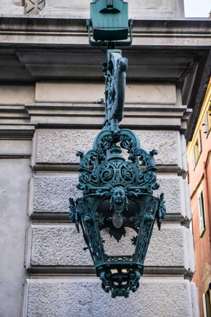 Lamp in Nice