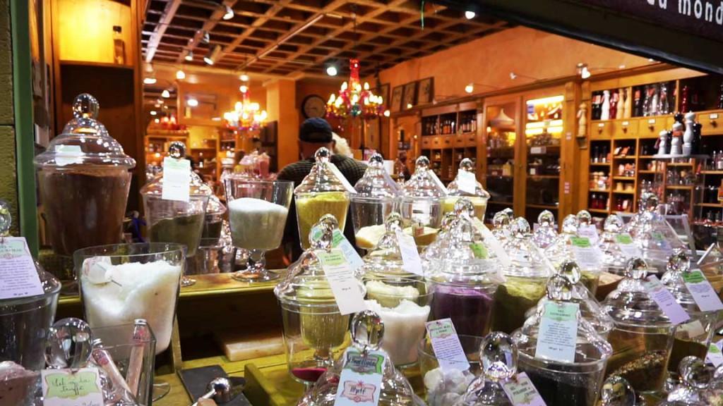 Spice shop, Nice